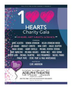 100 HEARTS ADVERT