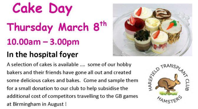 Cake Day - A6 flyer V1 A6 - www